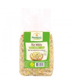 BIO-Reis- und Schälerbsenmischung & Leinsamen - 500g - Priméal