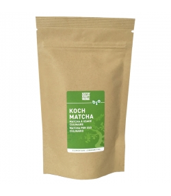 Matcha à usage culinaire BIO - 100g - NaturKraftWerke