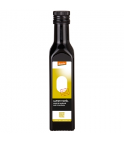 BIO-Leindotteröl nativ - 250ml - NaturKraftWerke
