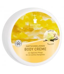 Crème corporelle naturelle vanille - 250ml - Bioturm