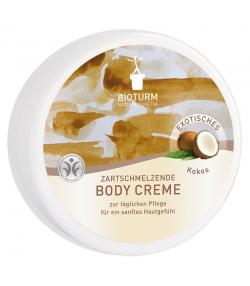 Crème corporelle naturelle noix de coco - 250ml - Bioturm