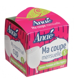 Menstruationstasse - Grösse S - 1 Stück - Anaé