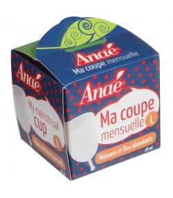 Menstruationstasse - Grösse L - 1 Stück - Anaé