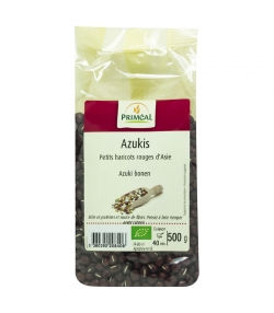 BIO-Azukis kleine rote Bohnen aus Asien - 500g - Priméal