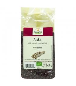 Azukis petits haricots rouges d'Asie BIO - 500g - Priméal