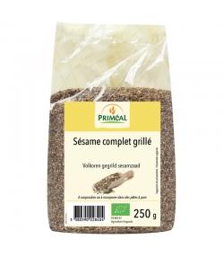 Gerösteter BIO-Vollkorn Sesam - 250g - Priméal