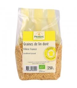 Graines de lin doré BIO - 250g - Priméal