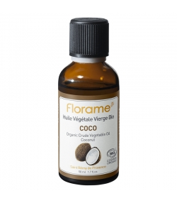 BIO-Kokosöl - 50ml - Florame