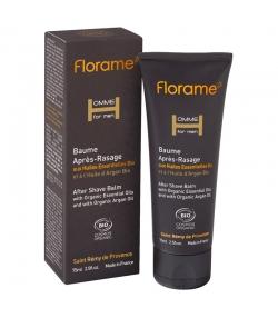 BIO-After-Shave Balsam für Männer Zeder & Argan - 75ml - Florame