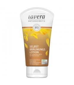 BIO-Selbstbräunungslotion für Körper Macadamiaöl & Sonnenblumenöl - 150ml - Lavera Sun