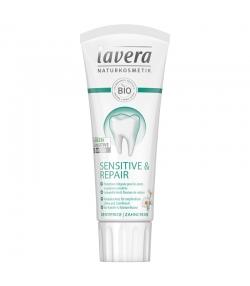 Dentifrice sensitive & repair BIO camomille avec fluor - 75ml - Lavera