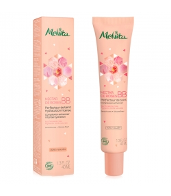 Getönte BIO-BB Creme goldene Tönung Rose - 40ml - Melvita Nectar de Roses