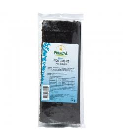 Algues nori en plaques - 25g - Priméal