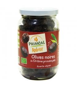 Olives noires de Drôme provençale BIO - 220g - Priméal