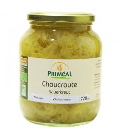 Choucroute en conserve BIO - 720ml - Priméal