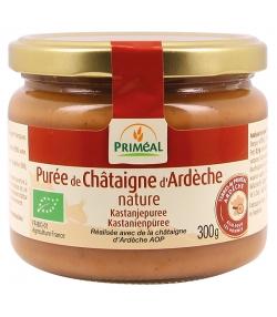 BIO-Kastanienpüree aus Ardèche Natur - 300g - Priméal