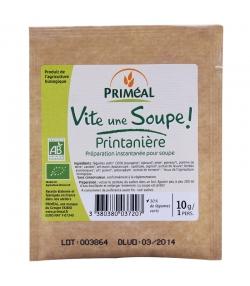 Vite une soupe printanière BIO - 10g - Priméal