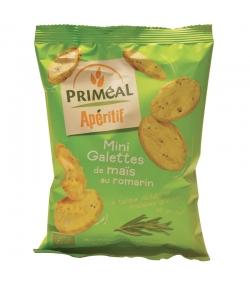 Mini galettes de maïs au romarin BIO - 50g - Priméal