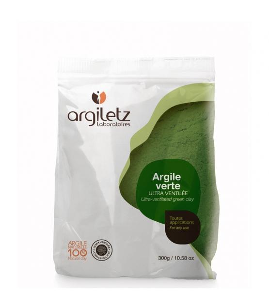 Grüne Tonerde ultraventiliert - 300g - Argiletz