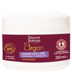 BIO-Haarmaske Arganöl & Karité – 200ml – Douce Nature