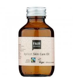 Natürliches Hautpflege-Öl Aprikose - 100ml - Fair Squared