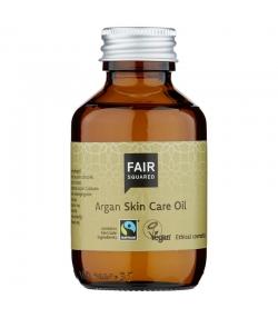 Natürliches Hautpflege-Öl Argan - 100ml - Fair Squared