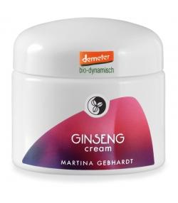Crème nourrissante & protectrice visage BIO ginseng - 50ml - Martina Gebhardt