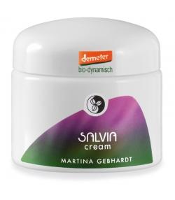Crème clarifiante visage BIO sauge - 50ml - Martina Gebhardt
