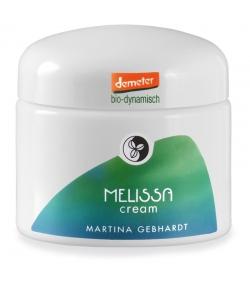 Crème rafraîchissante & équilibrante visage BIO mélisse - 50ml - Martina Gebhardt