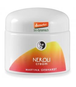 Crème nourrissante & vitaminée visage BIO néroli - 50ml - Martina Gebhardt