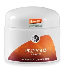 Crème polyvalente nourrissante & protectrice visage BIO propolis - 50ml - Martina Gebhardt