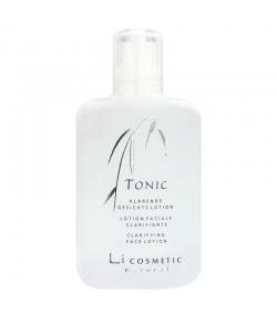Natürliches klärendes Gesichtswasser Kornblume & Holunderblüten - 125ml - Li cosmetic