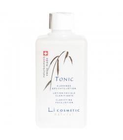Natürliches klärendes Gesichtswasser Kornblume & Holunderblüten - 250ml - Li cosmetic