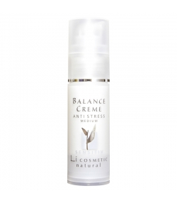 Crème équilibrante anti-stress naturelle jojoba & macadamia - 30ml - Li cosmetic Sensitiv