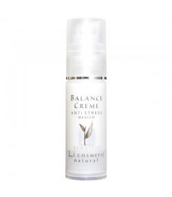 Natürliche Balance Anti-Stress Gesichtscreme Jojobaöl & Macadamiaöl - 30ml - Li cosmetic Sensitiv