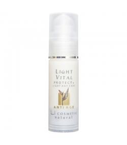 Soin de jour léger protecteur anti-âge naturel argousier & vitamine C - 30ml - Li cosmetic Anti Age