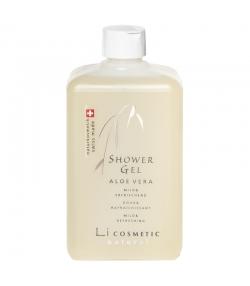 Natürliches mildes erfrischendes Duschgel Aloe Vera - 500ml - Li cosmetic