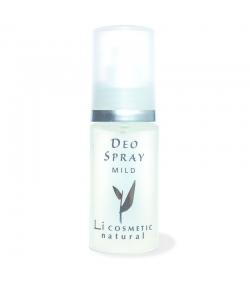 Déodorant spray doux naturel pamplemousse & mélisse - 50ml - Li cosmetic