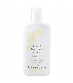Baume après-shampooing brillance & force naturel agrumes - 200ml - Li cosmetic