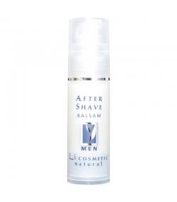Natürliches After Shave Balsam für Männer Jojobaöl & Sheabutter - 30ml - Li cosmetic Men