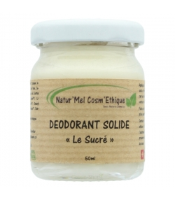 Natürlicher Deobalsam Le Sucré Ylang Ylang, Atlaszeder & Muskatellersalbei - 50ml - Natur'Mel Cosm'Ethique
