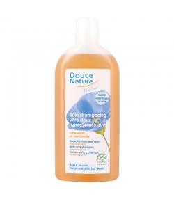 Baby BIO-Bade-Shampoo Calendula & Kamille - 300ml - Douce Nature