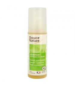 Déodorant spray BIO verveine - 125ml - Douce Nature
