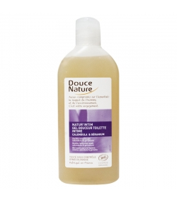 Gel douceur toilette intime BIO géranium - 200ml - Douce Nature