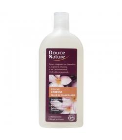 BIO-Duschgel Streichelzart Frangipani-Blüte – 300ml – Douce Nature