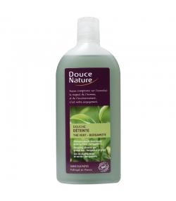 Douche détente BIO thé vert & bergamote – 300ml – Douce Nature