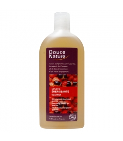 BIO-Duschgel Energie Guarana – 300ml – Douce Nature