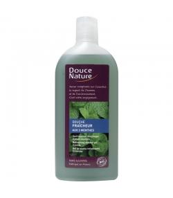 BIO-Duschgel Erfrischend 3 Minzen – 300ml – Douce Nature