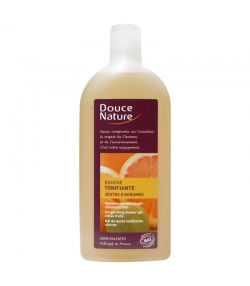 Douche tonifiante BIO zestes d'agrumes – 300ml – Douce Nature