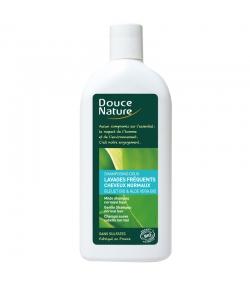 Sanftes BIO-Shampoo häufige Haarwäsche Kornblume & Aloe Vera - 300ml - Douce Nature